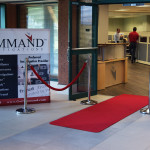 Command Investigations' open house event