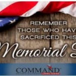 Command recognizes Memorial Day