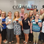 Command celebrating National Coffee Day