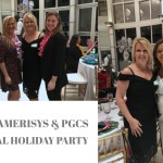 Command at the Usis-AmeriSys-PGCS annual holiday party