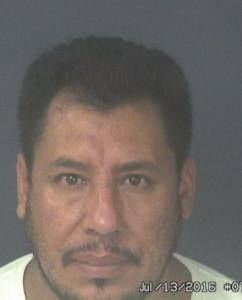 Armando Zuniga Alvarez Arrested