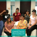 We tip our hat to our Admin staff in recognition of Administrative Professional Day.