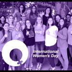 The Command staff goes purple and reflects on International Women's Day 2018. We celebrate the acts of courage and determination of ordinary women who played an extraordinary role in women's history.