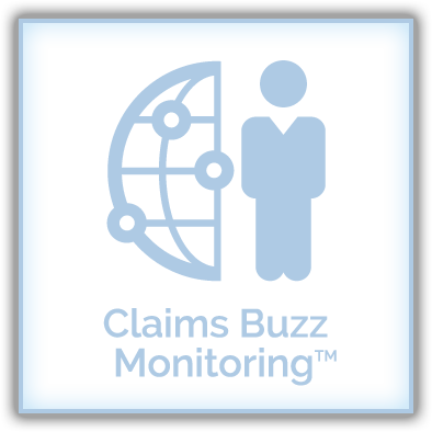 Claims Buzz Monitoring™