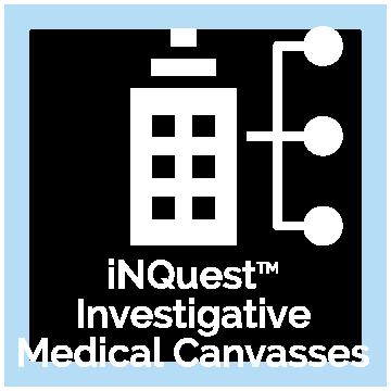 iNQuest™ Medical Canvasses