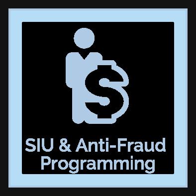SIU & Anti-Fraud Programming