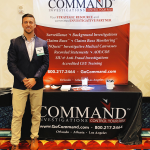 Command at the 2018 CSIA Conference in Anaheim, California.
