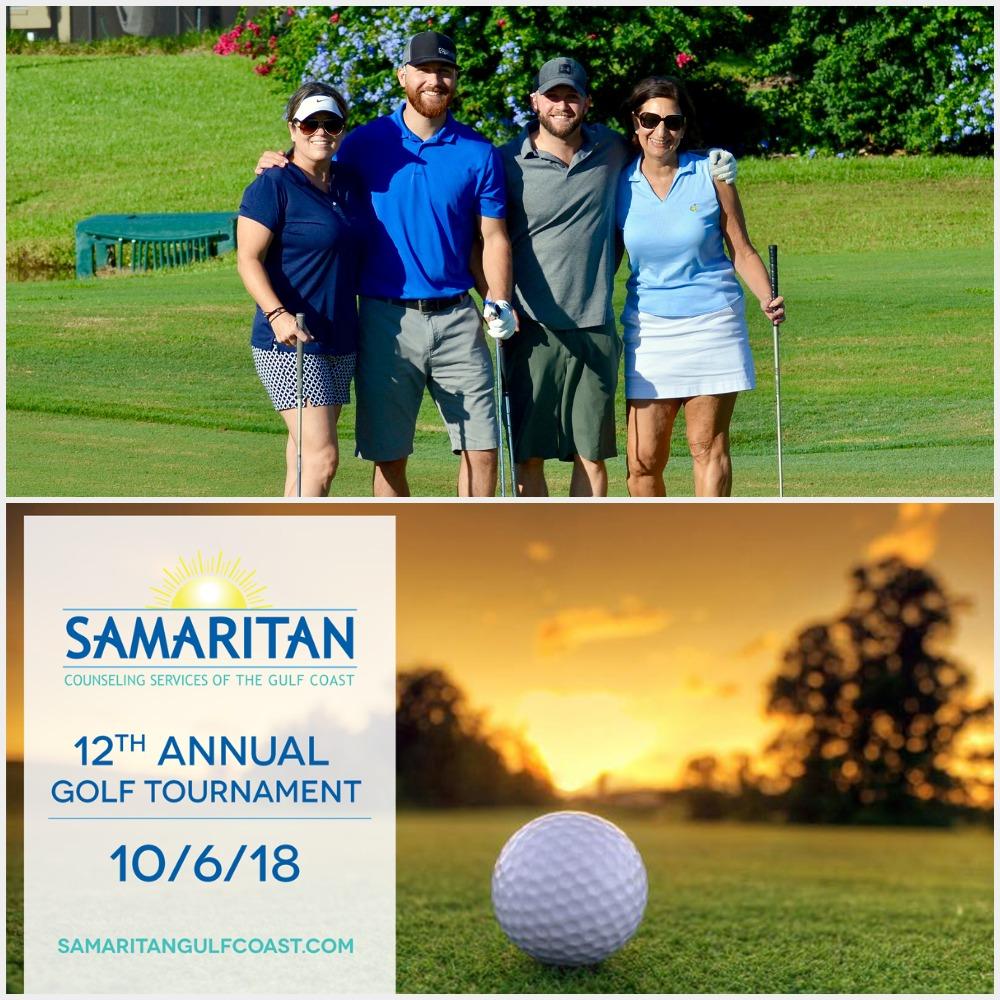 Command Investigations participates in the 12th annual Samaritan Golf Tournament