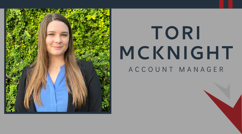 Command Investigations promotes Tori McKnight to Account Manager